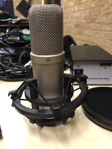 Rode NTK Microphone - Great first microphone!