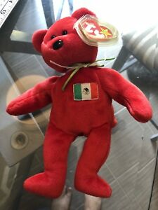 Osito: the Mexican Bear TY Beanie Baby