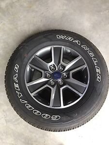 F150 tires and wheels