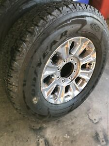275/70/18 Goodyear Wranglers (TIRES ONLY)