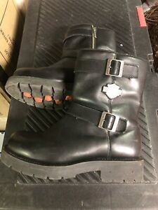 Harley Davidson Motorcycle Boots Size 11