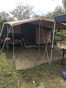 Camper trailer 4x4 Albury Albury Area Preview