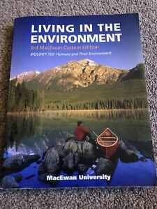 Living in the Environment (3E) - Nelson