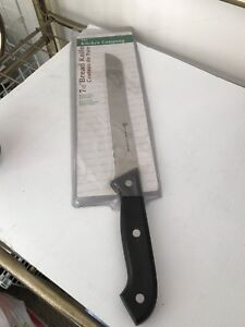 "7.5"" Bread knife.  EvriScissors"
