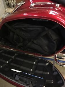 Kawasaki vaquero saddlebag liners