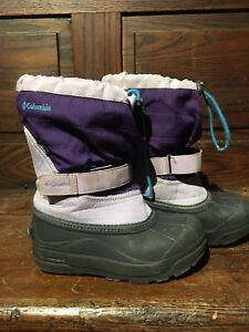 Columbia Winter boots - Youth size 2