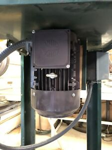 Very powerful dust collector (5HP)