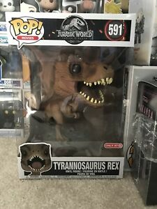 Funko Pop - 10inch T. rex