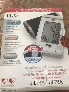 Bios Diagnostics Blood Pressure Monitor