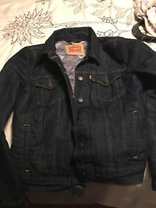 Ladies lined  jean jacket