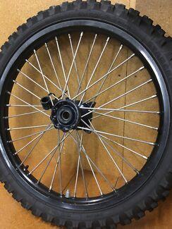 RMZ Haan wheel set