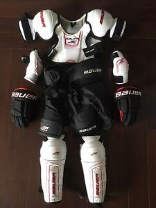 Bauer Youth Hockey Equipment