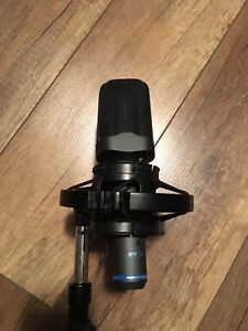 Apex 250 Ribbon Microphone