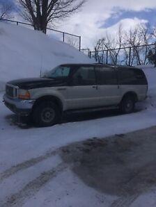 Ford Excursion 2000 Diesel