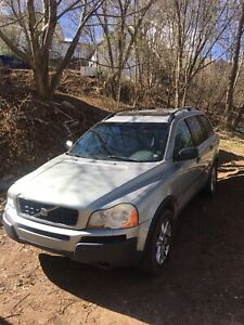 Volvo xc 90 LOOKING FOR TRADE