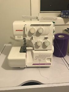 Janome locker 8002dx Rouse Hill The Hills District Preview