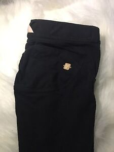Freddy Black Cotton Pant