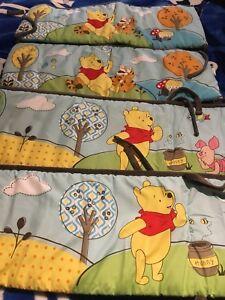 Crib pad