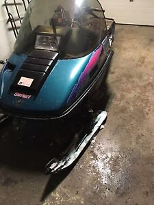 1993  skidoo safari 377 fan model parting out