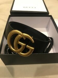 c053a669f14 Gucci Belt Double GG Buckle