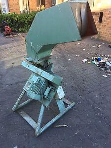 Plastic shredder Kings Park Blacktown Area Preview