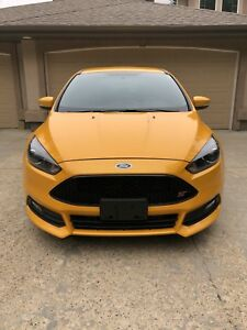 Ford Focus ST (Fully Loaded)