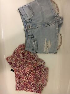 All women's and teens clothes