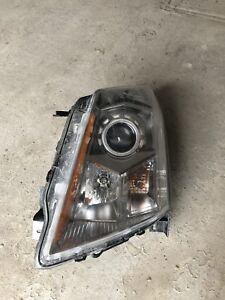 Headlamp cadillac SRX