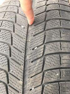 2 Michelin Winter Tires X-ICE - 225-45R18
