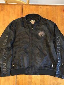Men's Harley Davidson size L jacket