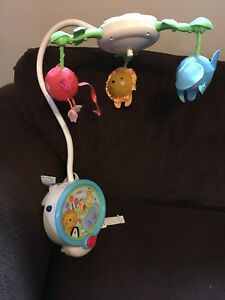 Crib mobile (Frisher Price)