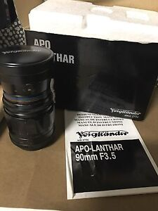 Voigtlander APO LANTHAR 90mm f3.5 *Excellent* Uralla Uralla Area Preview