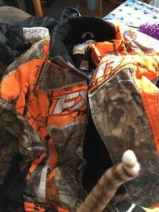 Boys size 10/12 FXR snow suit