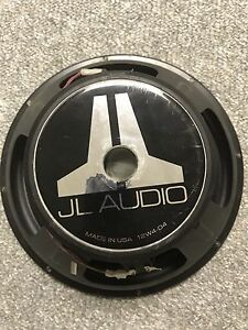 "JL Audio 12"" W4 D4 Subwoofers Set of 2"