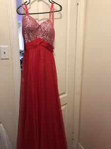 Gently Used Prom dress