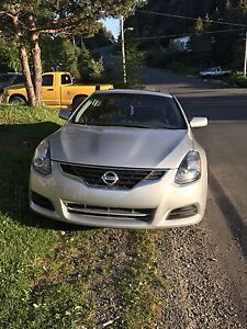 2010 Nissan Altima Coupe. 2.5S