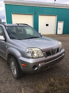 2006 Nissan X Trail with Carproof