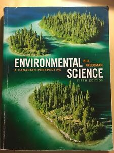 Environmental Science Fifth Edition