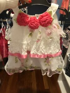 Gorgeous dresses for a baby girl