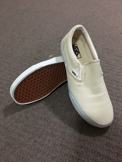 Vans The Canvas Classic - [BRAND NEW]