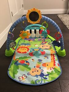 Fisher Price Kick N Play