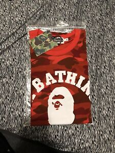 Red Bape Shirt
