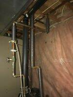 Need water heater installed in Mississauga