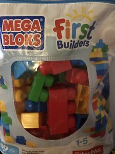 First builder Mega bloks NEW *****