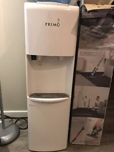 Primo top load water dispenser