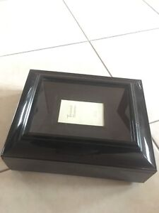 Boîte bijoux/ cadre — jewelry box picture frame. Musical