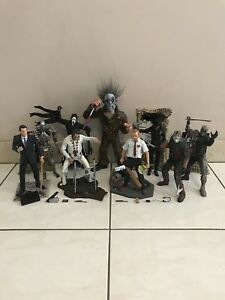 HORROR MOVIE FIGURES