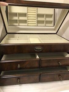 Jewelry box brand new