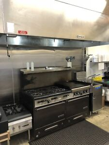 Take out Restaurant with full Commercial Kitchen