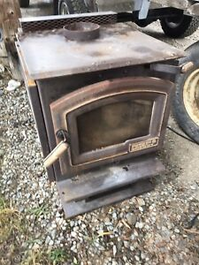 Wood stove RSF Energy
